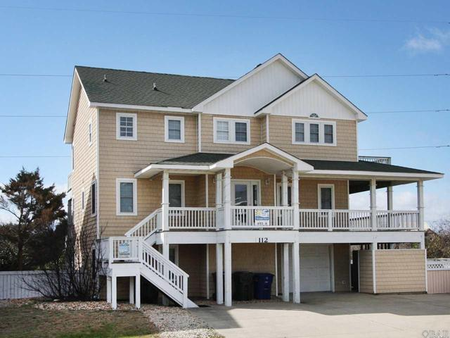 112 Sandpebble Court Lot 5, Nags Head, NC 27959 (MLS #98563) :: Hatteras Realty
