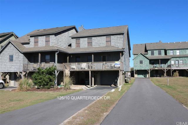 126/10 Quarterdeck Drive Lot 10, Duck, NC 27949 (MLS #98581) :: Midgett Realty