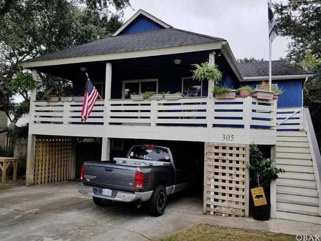305 Truxton Street Lot 145, Kill Devil Hills, NC 27948 (MLS #98770) :: Surf or Sound Realty
