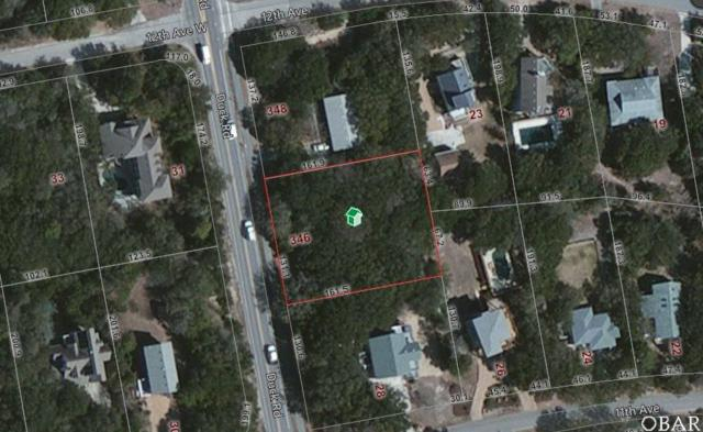 346 Duck Road Lot 16, Southern Shores, NC 27949 (MLS #98796) :: Outer Banks Realty Group