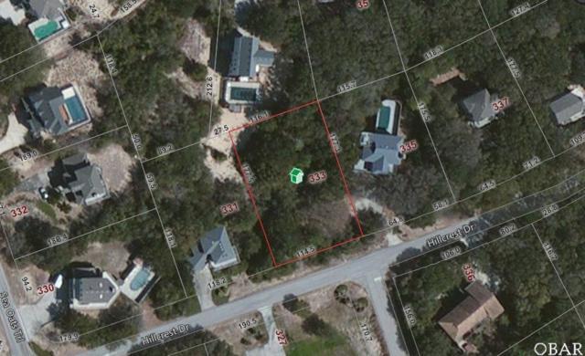 333 Hillcrest Drive Lot 4, Southern Shores, NC 27949 (MLS #98798) :: Matt Myatt – Village Realty