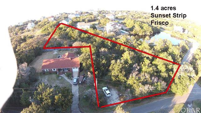 O Sunset Strip Lot 1B, Frisco, NC 27936 (MLS #98799) :: Hatteras Realty