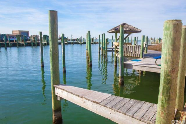 0 Docks Unit 10, Hatteras, NC 27943 (MLS #99042) :: Outer Banks Realty Group