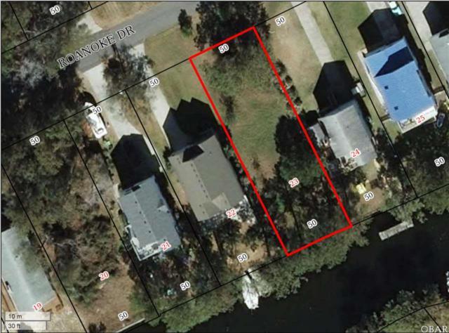 207 Roanoke Drive Lot # 23, Kill Devil Hills, NC 27948 (MLS #99043) :: Hatteras Realty