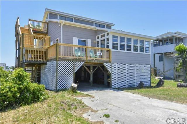 106 E Limulus Drive Lot 30, Nags Head, NC 27959 (MLS #99131) :: Outer Banks Realty Group