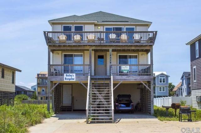 4314 N Virginia Dare Trail Lot 9, Kitty hawk, NC 27949 (MLS #99433) :: Outer Banks Realty Group