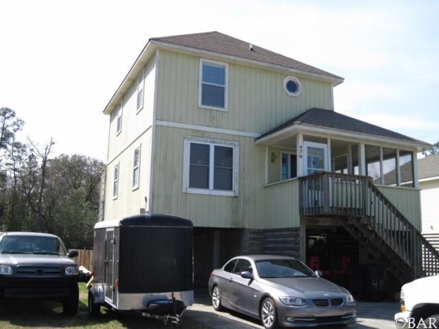479 Harbour View Drive Lot 5, Colington, NC 27948 (MLS #99689) :: Matt Myatt – Village Realty