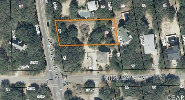 358 Duck Road Lot 15, Southern Shores, NC 27949 (MLS #99747) :: Surf or Sound Realty