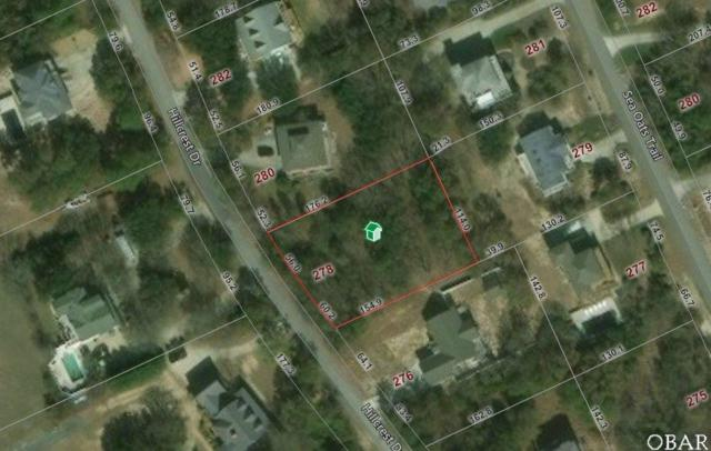 278 Hillcrest Drive Lot 27, Southern Shores, NC 27949 (MLS #99880) :: Surf or Sound Realty