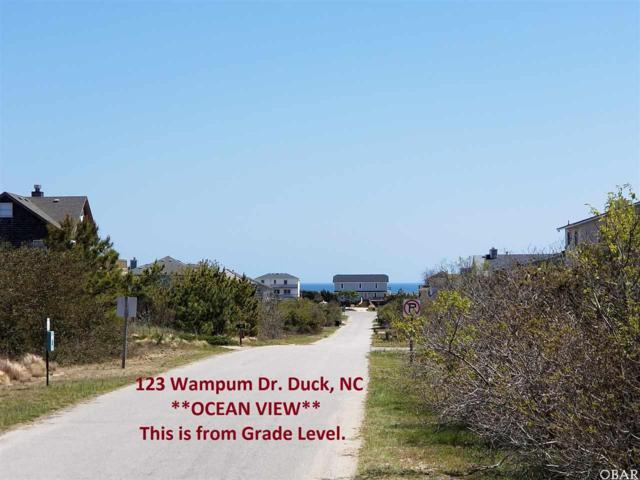 123 Wampum Drive Lot #10, Duck, NC 27949 (MLS #100059) :: Matt Myatt – Village Realty