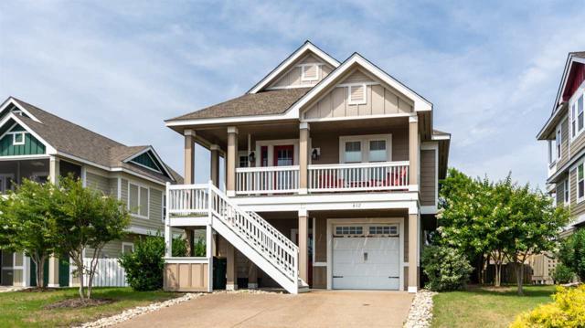 612 Cottage Lane Lot 4, Corolla, NC 27927 (MLS #101031) :: Midgett Realty