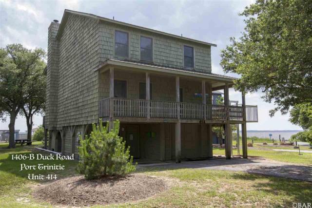1406 B Duck Road Unit 414, Duck, NC 27949 (MLS #101034) :: Matt Myatt | Keller Williams