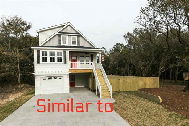 903 Swan Street Lot 9, Kill Devil Hills, NC 27948 (MLS #101191) :: Surf or Sound Realty