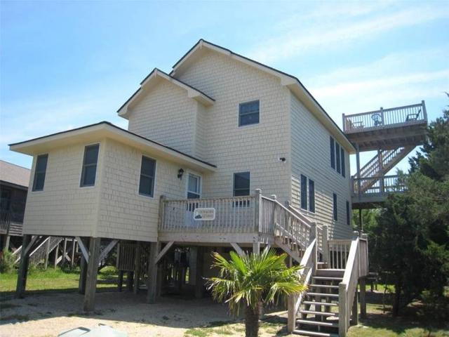 53 Bebe Lane Lot 2A, Ocracoke, NC 27960 (MLS #101300) :: Matt Myatt | Keller Williams