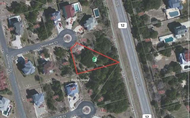 848 Seascape Court Lot 266, Corolla, NC 27927 (MLS #101337) :: Matt Myatt | Keller Williams