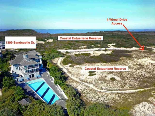 1309 Sandcastle Drive Lot#190B, Corolla, NC 27927 (MLS #101360) :: Outer Banks Realty Group