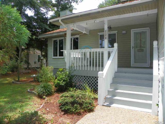 120 Baum Bay Drive Lot#61, Kill Devil Hills, NC 27948 (MLS #101418) :: Matt Myatt | Keller Williams
