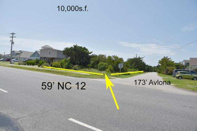 Avlona Avenue Lot 3, Avon, NC 27915 (MLS #101737) :: Hatteras Realty