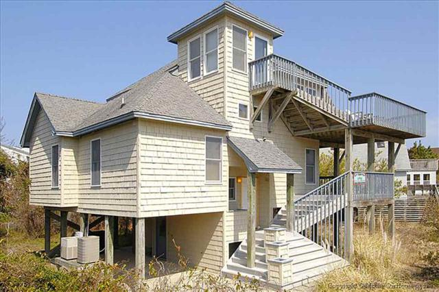 110 E Seabreeze Drive Lot 28, Duck, NC 27949 (MLS #102013) :: Midgett Realty