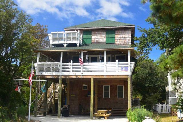 118 E Bark Street Lot 9, Nags Head, NC 27959 (MLS #102348) :: Surf or Sound Realty