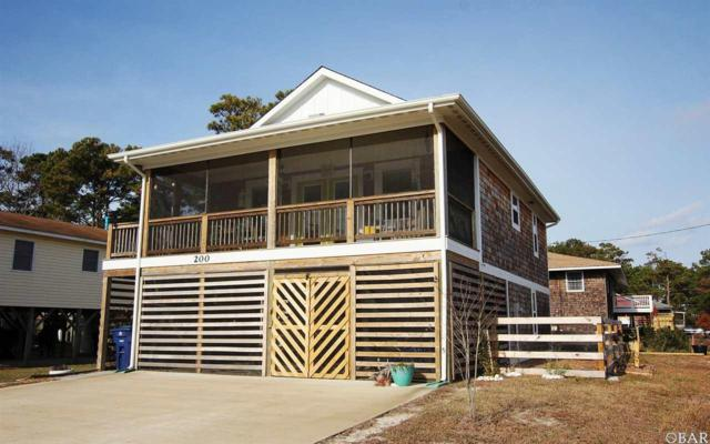 200 W Barnes Street Lot #25, Nags Head, NC 27959 (MLS #102778) :: Surf or Sound Realty