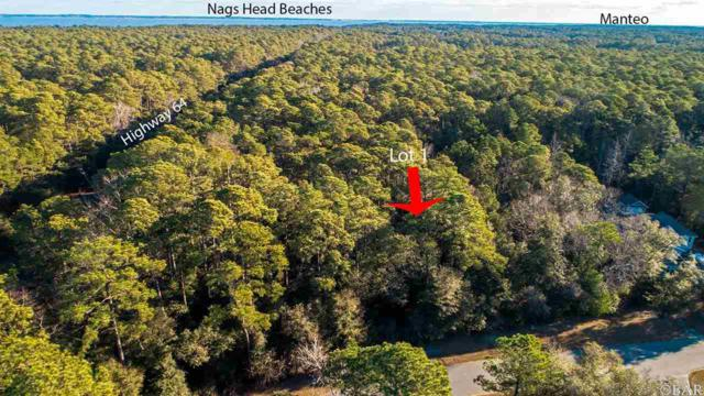 128 Croatan Woods Trail Lot 1, Manteo, NC 27954 (MLS #103208) :: Hatteras Realty