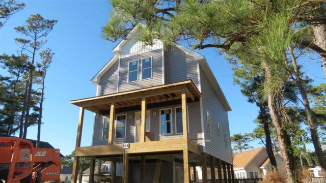 204 W Lost Colony Drive Lot #3, Nags Head, NC 27959 (MLS #103238) :: Hatteras Realty