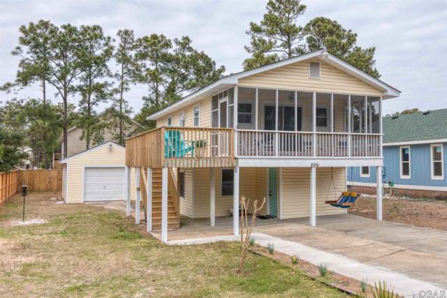 406 W Ocean Acres Drive Lot:8, Kill Devil Hills, NC 27948 (MLS #104066) :: Surf or Sound Realty