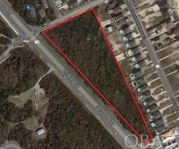 100 E Hollowell Avenue Lot 351-369, Nags Head, NC 27959 (MLS #104487) :: Midgett Realty