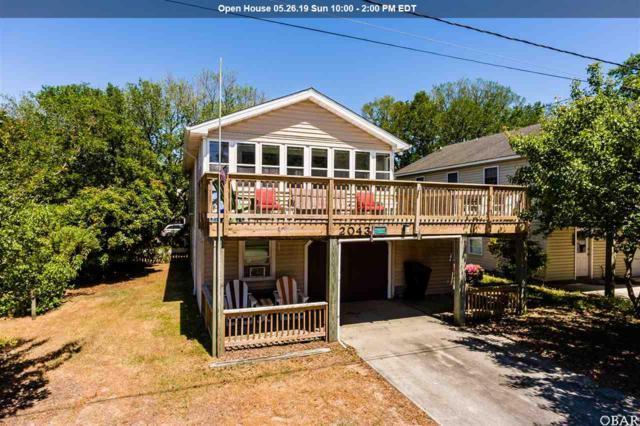2043 Edenton Street Lot 808, Kill Devil Hills, NC 27948 (MLS #105177) :: Outer Banks Realty Group