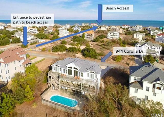 944 Corolla Drive Lot #70, Corolla, NC 27927 (MLS #105857) :: Corolla Real Estate | Keller Williams Outer Banks