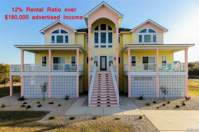 512 Breakers Arch Lot 10, Corolla, NC 27949 (MLS #105962) :: Hatteras Realty