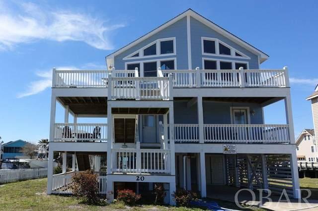 20 Esham Lane Lot 2, Ocracoke, NC 27960 (MLS #106279) :: Sun Realty
