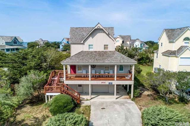 202 S Meadow Green Lot 30, Nags Head, NC 27959 (MLS #106374) :: Outer Banks Realty Group