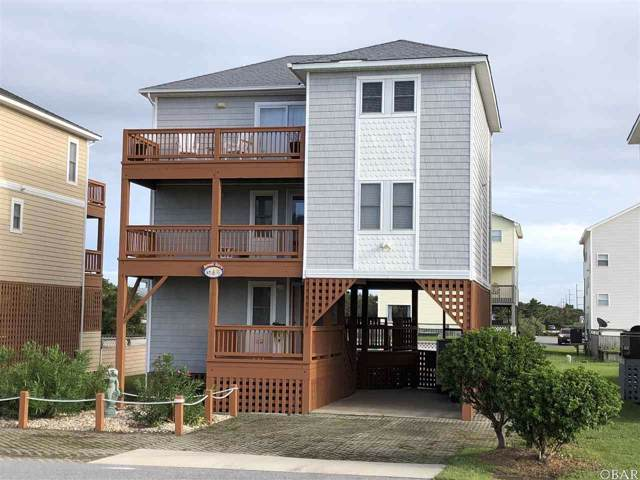 103 E Finch Street Lot #13, Nags Head, NC 27959 (MLS #106507) :: Outer Banks Realty Group