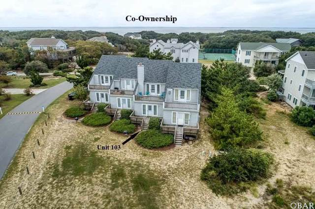 106 Trinitie Drive Unit 103, Duck, NC 27949 (MLS #106534) :: Corolla Real Estate | Keller Williams Outer Banks