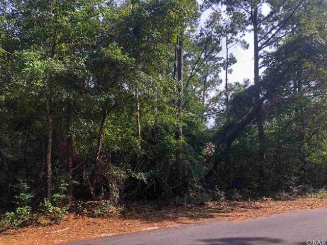 110 Cedrow Avenue Lot 3, Manteo, NC 27954 (MLS #106542) :: AtCoastal Realty