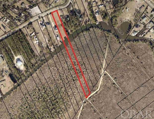 0 C. B. Daniels Sr. Road Lot# 6, Wanchese, NC 29781 (MLS #106554) :: Sun Realty