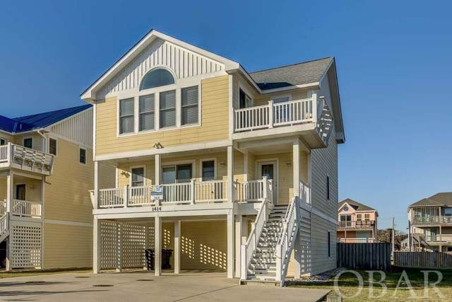 1414 S Virginia Dare Trail Lot 8, Kill Devil Hills, NC 27948 (MLS #107010) :: Outer Banks Realty Group