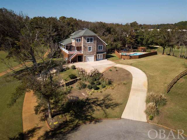 112 Ocean Greens Court Lot 2 & 3, Kitty hawk, NC 27949 (MLS #107015) :: Hatteras Realty