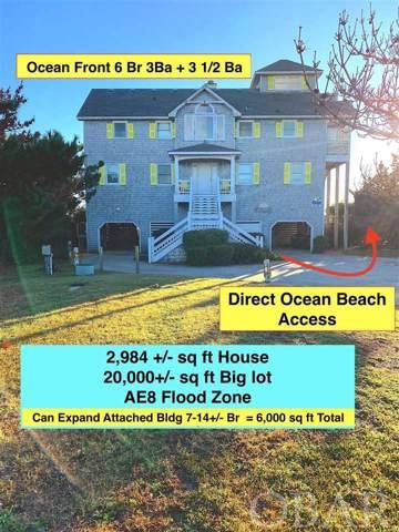 27129 Ocean Street Lot 3, Salvo, NC 27972 (MLS #107447) :: Surf or Sound Realty
