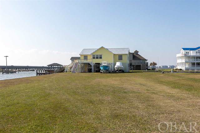 112 S Marina Court Lot A And B, Nags Head, NC 27959 (MLS #107513) :: Outer Banks Realty Group