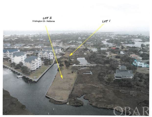 0 Nc Highway 12 Lot One, Hatteras, NC 27943 (MLS #107824) :: Surf or Sound Realty