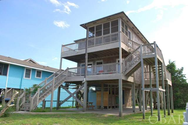 27 Gaskill Lane Lot 114, Ocracoke, NC 27960 (MLS #108070) :: AtCoastal Realty
