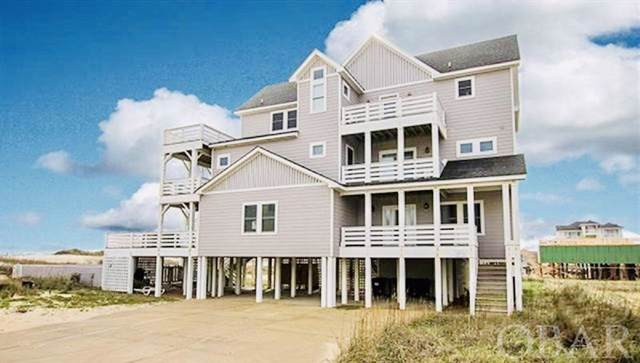 24278 S Holiday Boulevard, Rodanthe, NC 27968 (MLS #108090) :: Outer Banks Realty Group