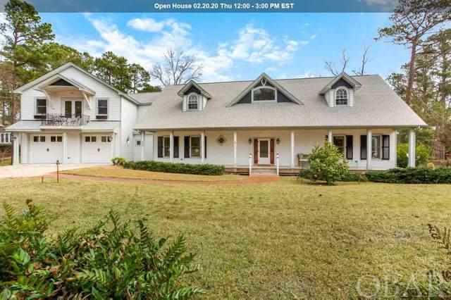 250 N Dogwood Trail Lot 20, Southern Shores, NC 27949 (MLS #108191) :: Matt Myatt | Keller Williams