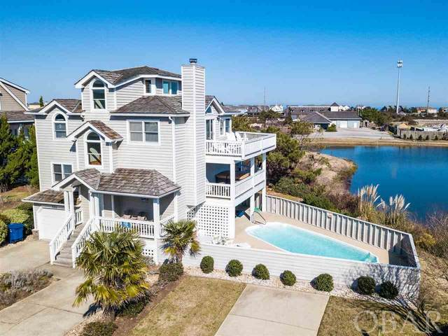 5311 W Captains Way Lot: 6, Nags Head, NC 27959 (MLS #108355) :: Outer Banks Realty Group