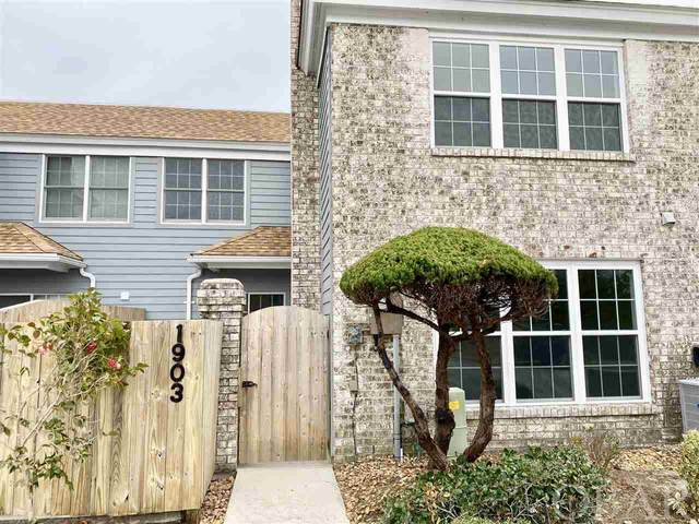 1903 Neptune Way Unit 1903, Kitty hawk, NC 27949 (MLS #108379) :: Surf or Sound Realty