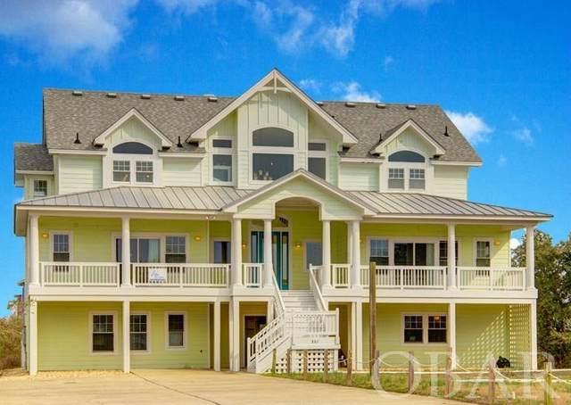 887 Whalehead Drive Lot 29, Corolla, NC 27927 (MLS #108389) :: Hatteras Realty