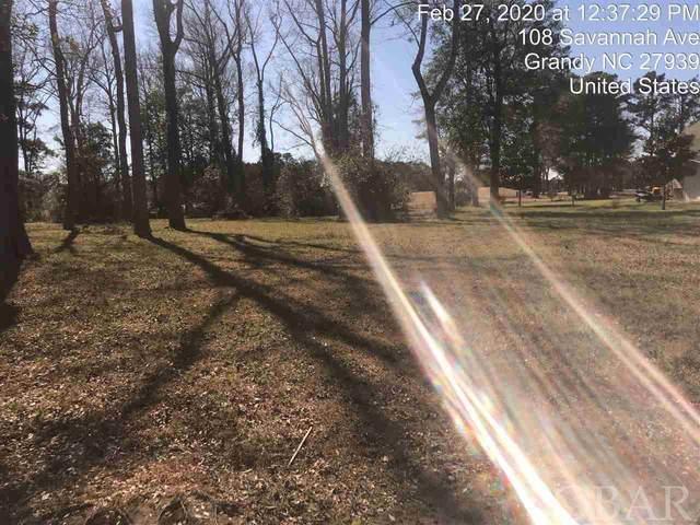 108 Savannah Avenue Lot33, Grandy, NC 27939 (MLS #108426) :: Midgett Realty